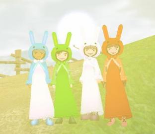 ウサギ戦隊 その2