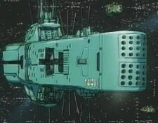 144M 戦艦ヒューベリオン