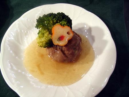 ブロッコリー肉詰め2