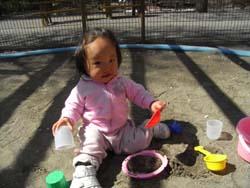 砂場かりn