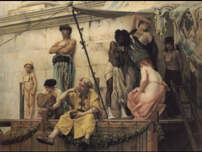 グスタフ・ブーランジェ[奴隷市場