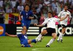 Cannavaro vs Klose