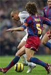 Ronaldo v Puyol