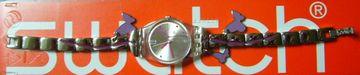 スウォッチ SWATCH BUTTERFLY WINGS ORIGINAL LADY LK300G