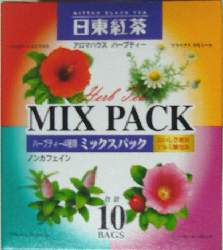 日東紅茶 Harb Tea MIX PACK
