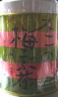 不二の梅こぶ茶