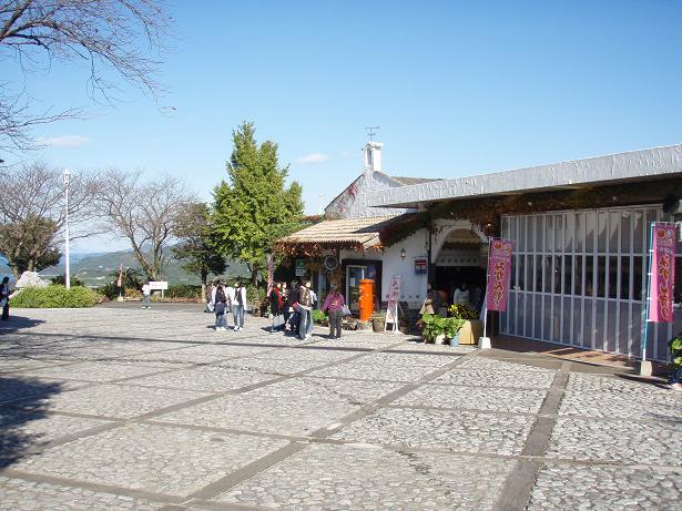 にぎやかなスペイン村