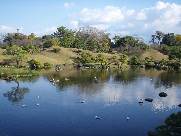 水前寺公園1