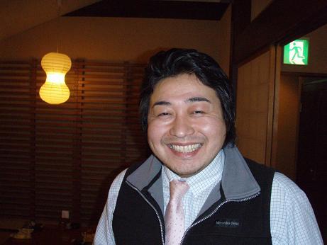 センサー益田さん