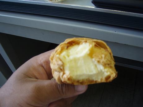 シュークリーム2