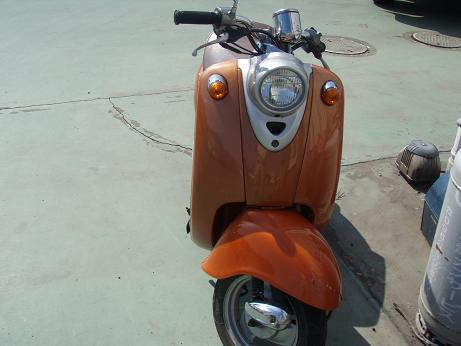 坂本さんバイク