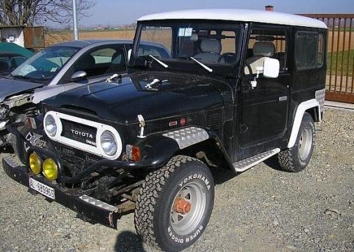 BJ40 3700ユーロ