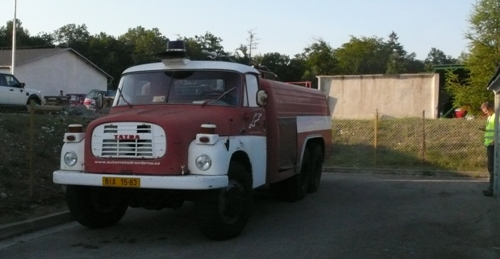 TATRAのトラック