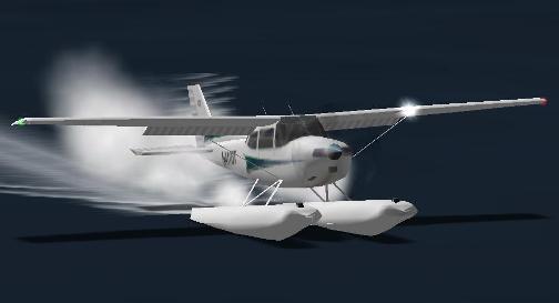 C-172 Seaplane
