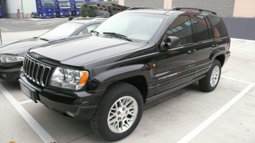 Grand Cherokee 2.7 CRD Limited