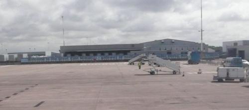 East Midland 空港