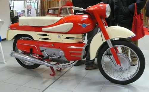 AERMACCHI Full coverd