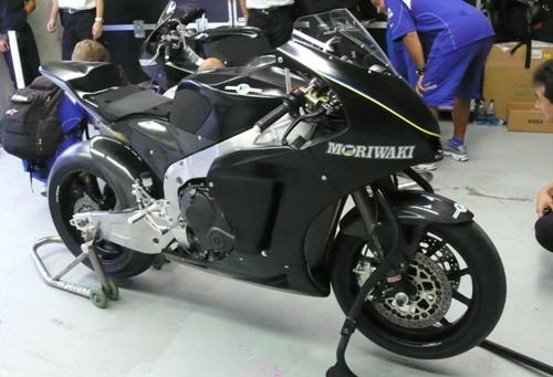 Moriwaki Moto-2
