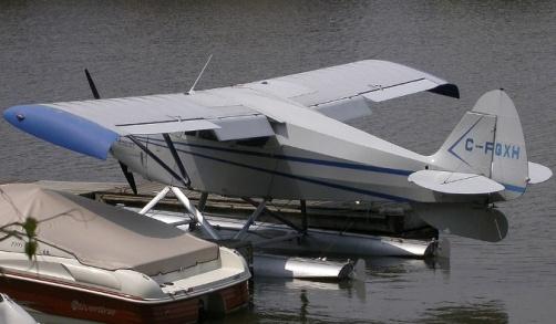 PA-20 Seaplane