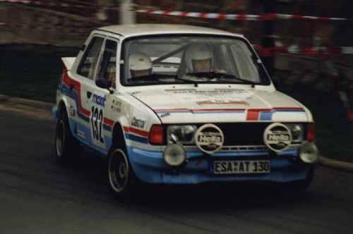 130RS Gr-B ラリー車