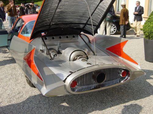 Gildaのエンジン