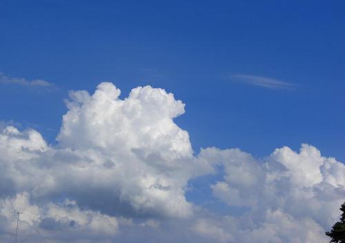 これは積乱雲