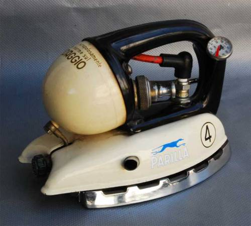 Parilla Racing Iron