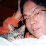 ラッキーさんと子猫