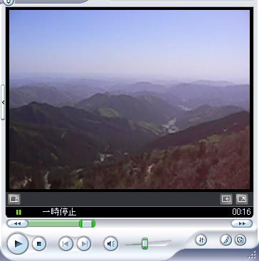 360°の風景(動画)