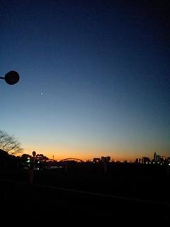 20080125夜明け