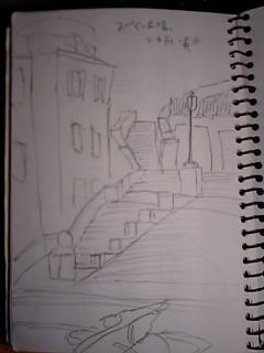 2004スペイン階段