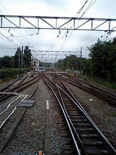 20080514萩山駅