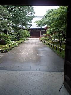 20080604荻窪病院近くのお寺