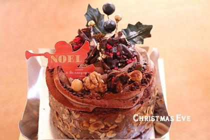 クリスマスイヴケーキ