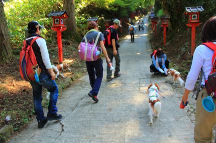 葛木神社へ