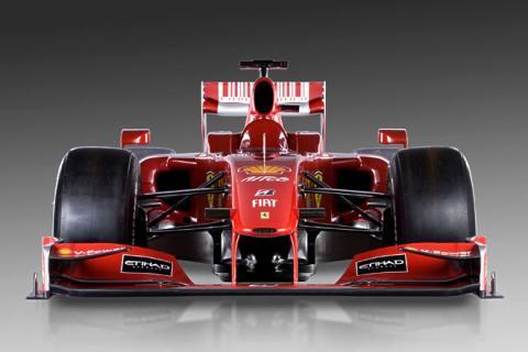 フェラーリF60