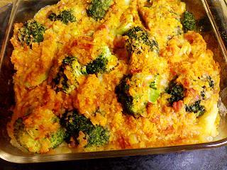 野菜とマカロニのオーブン焼き