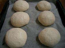 梅酵母パン4