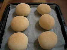 梅酵母パン5