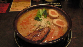 坦々麺at維新