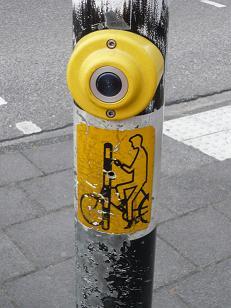 押しボタン自転車用