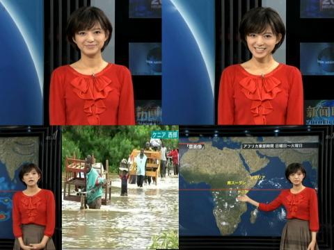 吾方 佑名 ケニア大洪水