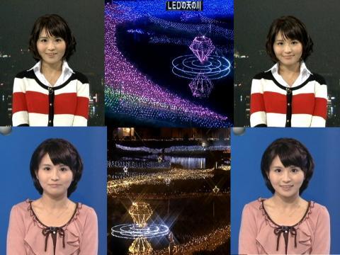 岡村真美子 LEDの天の川
