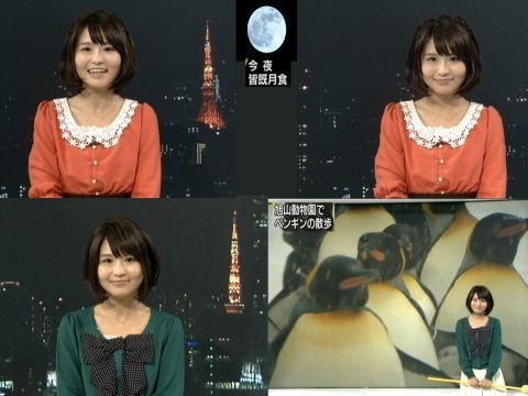岡村真美子 ペンギンの散歩