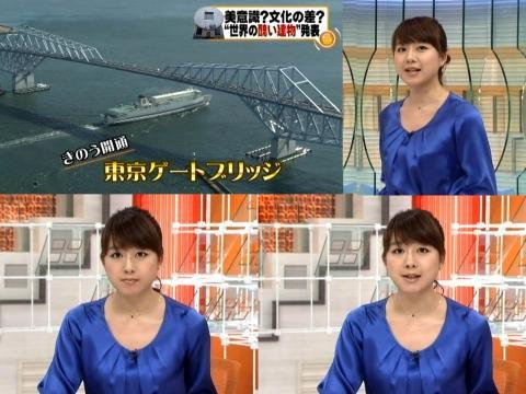 大島由香里 世界の醜い建物発表
