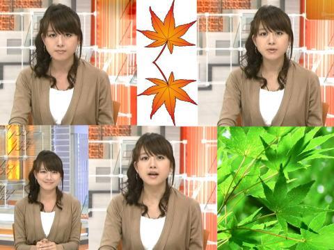 大島由香里 秋色のユカリ2