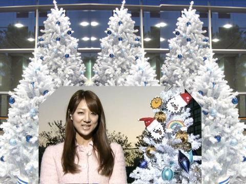 佐々木もよこ 白いクリスマス