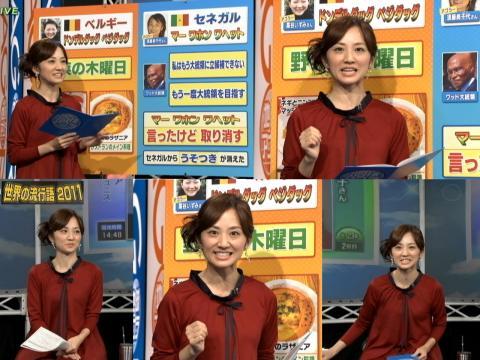 首藤奈知子 世界の流行語2011
