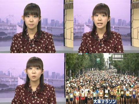 山崎夕貴 大阪マラソン初開催