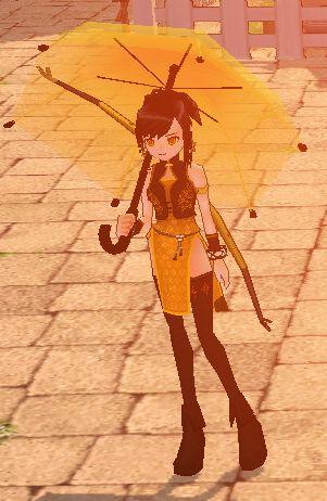 傘かわいい
